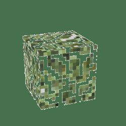 Sancrafter Base Block - Tree Leaves / bush