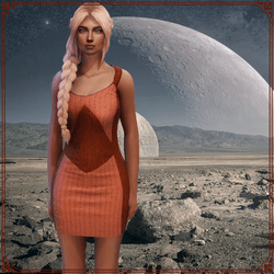 Elegant Sexy Dress