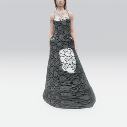 Moonlight Lilly Gown