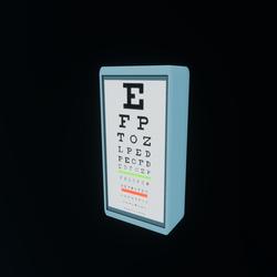 Eyesite Test (TM)