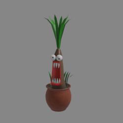 Crazy Plant