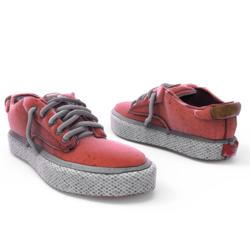 DemiGodSneaker NeonRed