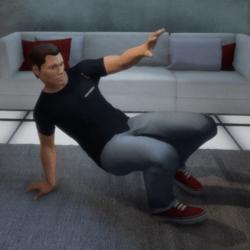 Breakdance 4 (Male)