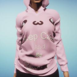 keep calm kawaii sweatshirt