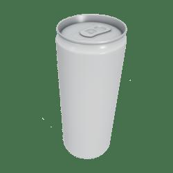 250ml Soda Can