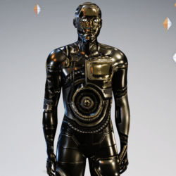 THEO THE ROBOT BR
