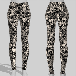 Leggings Maddy Lace