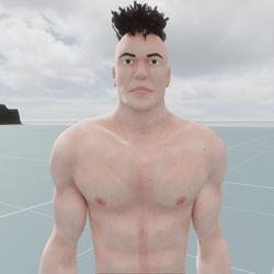Cyber Dee Custom Punk AV 2.0 With Pale Skin