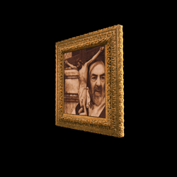 Agustine & Pio Frame