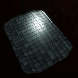CLASSIC GLASS DESIGNED FLOOR DARK PBR BLEND