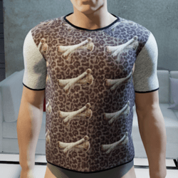 Bone Shirt