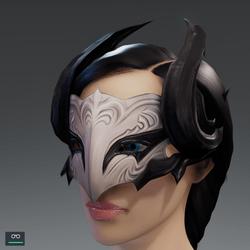 Victorian Mask
