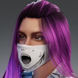 Ahegao Mask 2