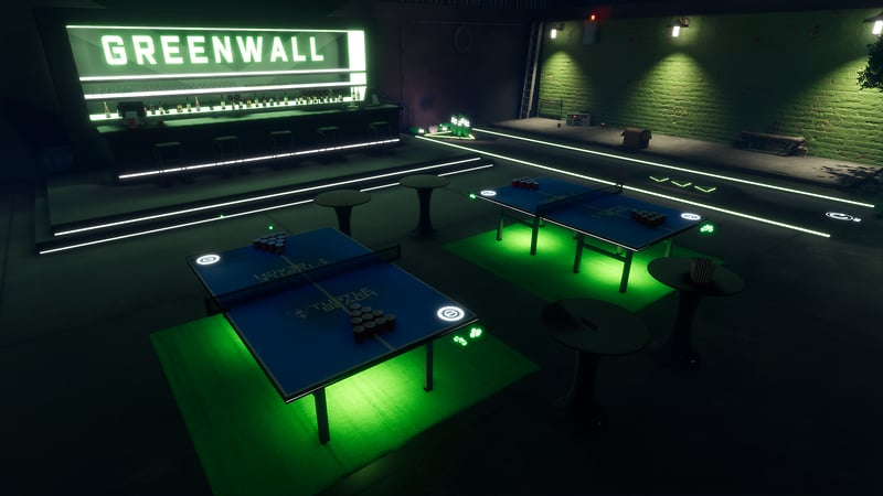 Greenwall VR