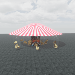 Flying Chairs (TM)