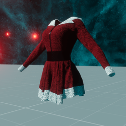 Christmas Outfit Female