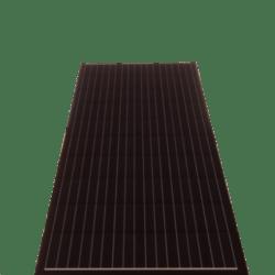 solar panel glass effect