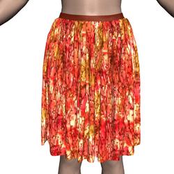 Hot Late Summer Skirt