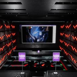 streamer lounge
