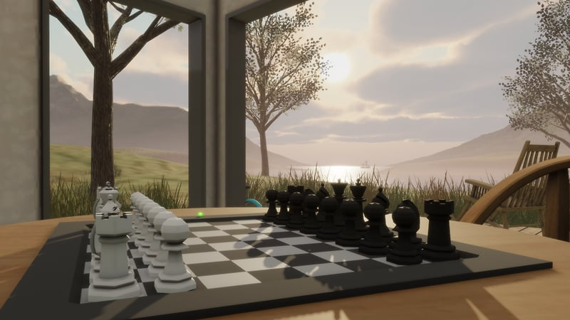 Tabletop Chess