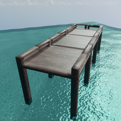 CLASSIC WOOD - DOCKS/WATER STRUCTURE