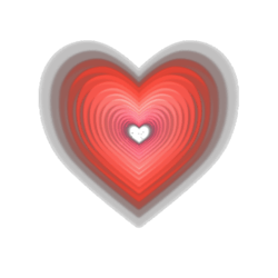 Animated Heart Reverb