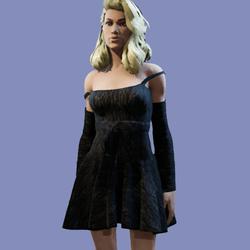 June Black Velvet