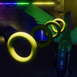 Small Sonic Ring