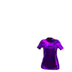 New Luxury Party Purple -Polo-Shirt