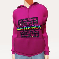 daisy edition #weready hoodie