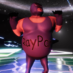 Ray_Panz NPC Animated