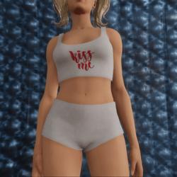 TKA-Outfit Kiss Me