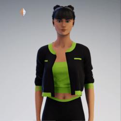 Capri Pants Outfit #2