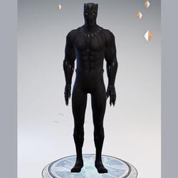 Avatar mesh Black Panther