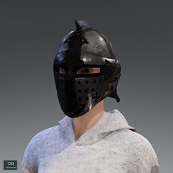 HelmetMedieval