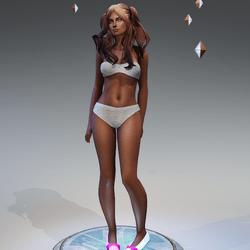 Sexy Model Pose 4