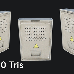 Utility Box I