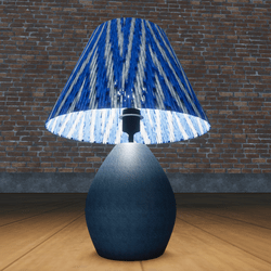BLUE LAMP - BLUR COLORS  SHADER