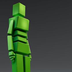 GREEN BOX AVATAR