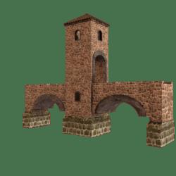 Medieval Tower Bridge