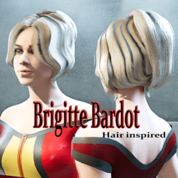 brigit hair fitted