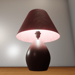 TABLE LAMP - DECORATIVE INDOOR