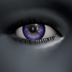 AV2 Men Eyes - Amethyst