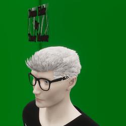 Spiky Hair Demo (TM)