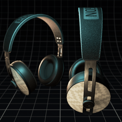 Polygon ~ Headphones Digital