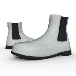 Weedon Ankle Boots for Man - White
