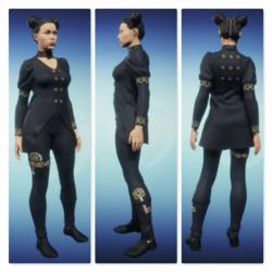 Steampunk - Cleora