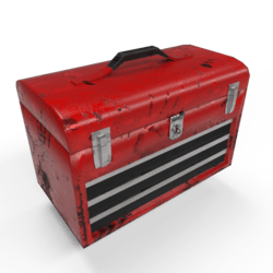 Toolbox by Medhue