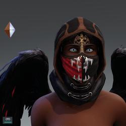 Hooded Helm