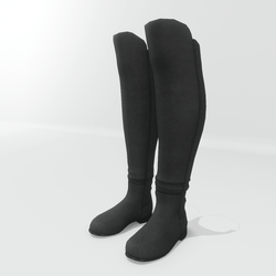 AV 2.0  Winter boots wide calf - Grey